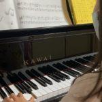 お盆休みがあけ、レッスン再開しました。伊勢市へのピアノ出張レッスン「ドレミパレットたかのやピアノ教室」