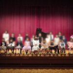 ピアノの発表会が無事に終わりました。伊勢市のピアノ教室はドレミパレットたかのやピアノ教室